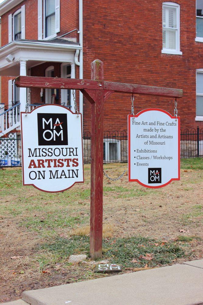 Missouri Artists on Main