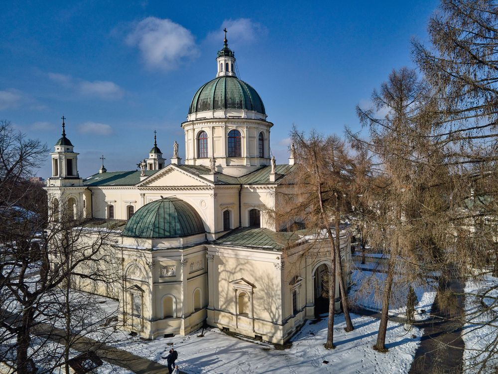 St. Anne's Church at the Museum of King Jan III's Palace at Wilanów