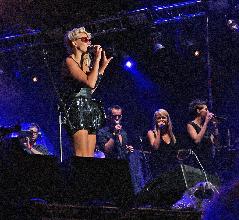 Performance at Orange Warsaw Festival
