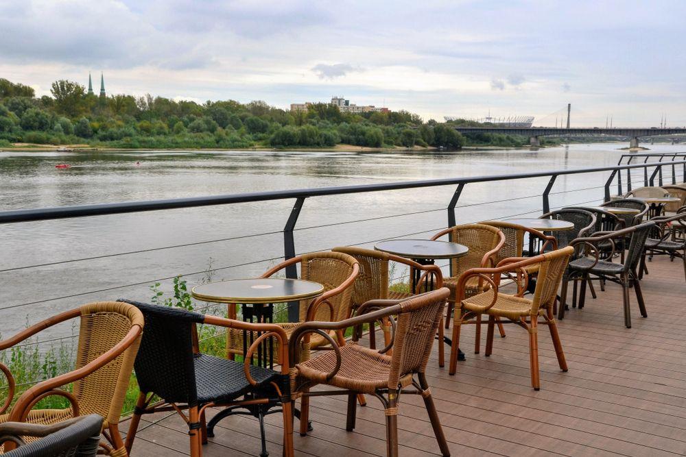Riverside Restaurants at Vistula Boulevards