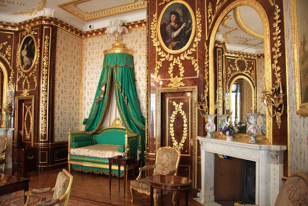 Interior of the  Royal Castle