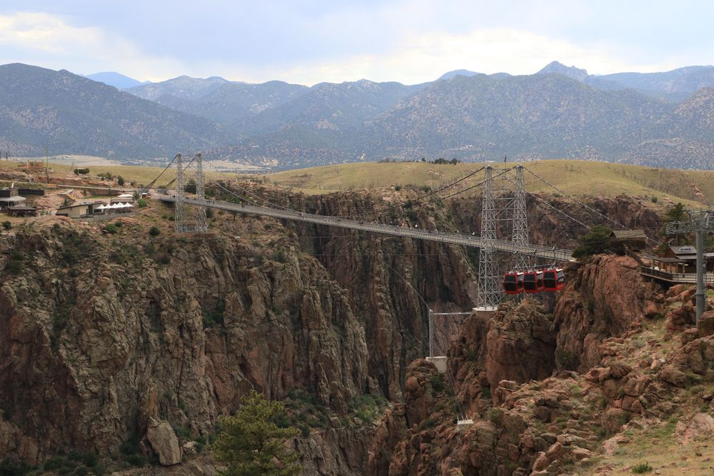 Bridge at Royal Gorge