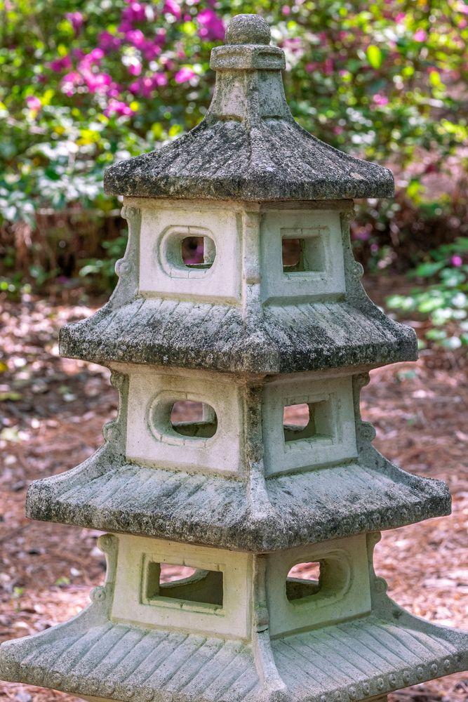 Japanese Garden at Sandhills Horticultural Gardens