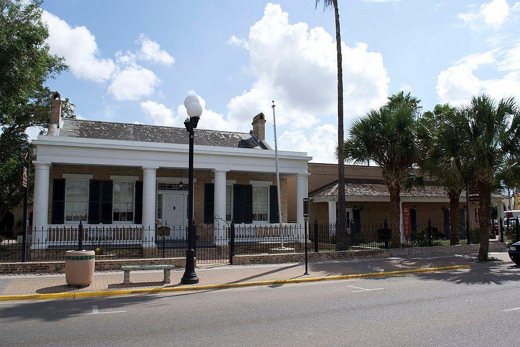 View of Stillman House Museum