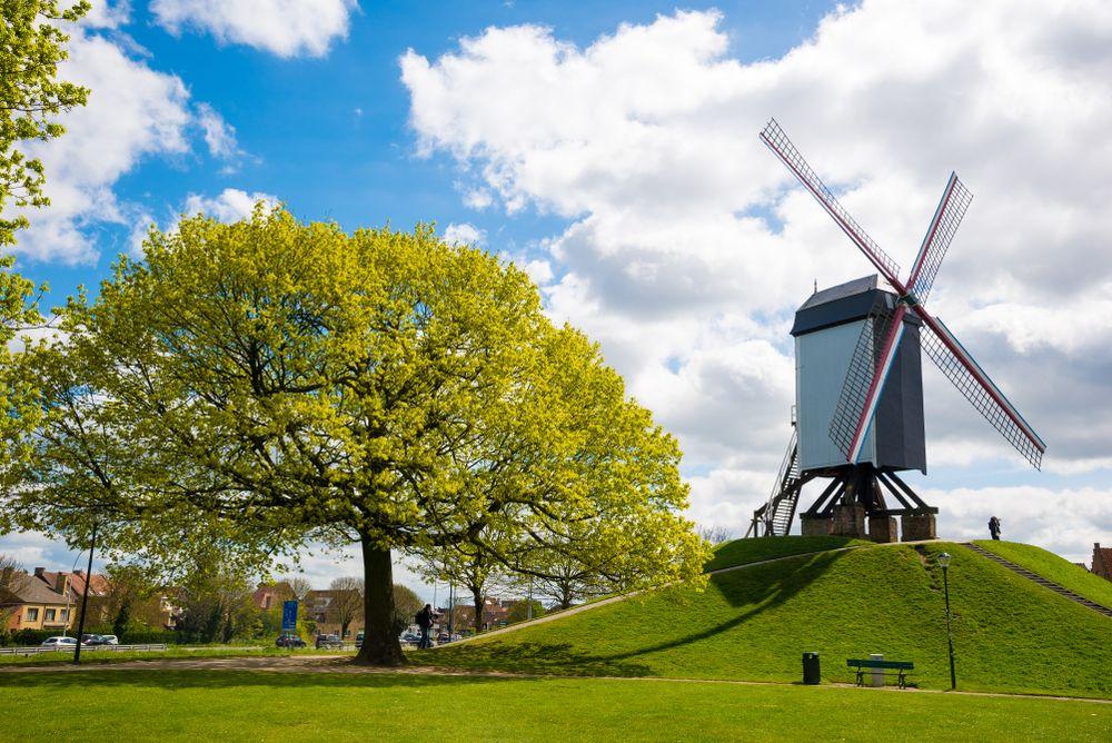 View of Sint Janshuysmill