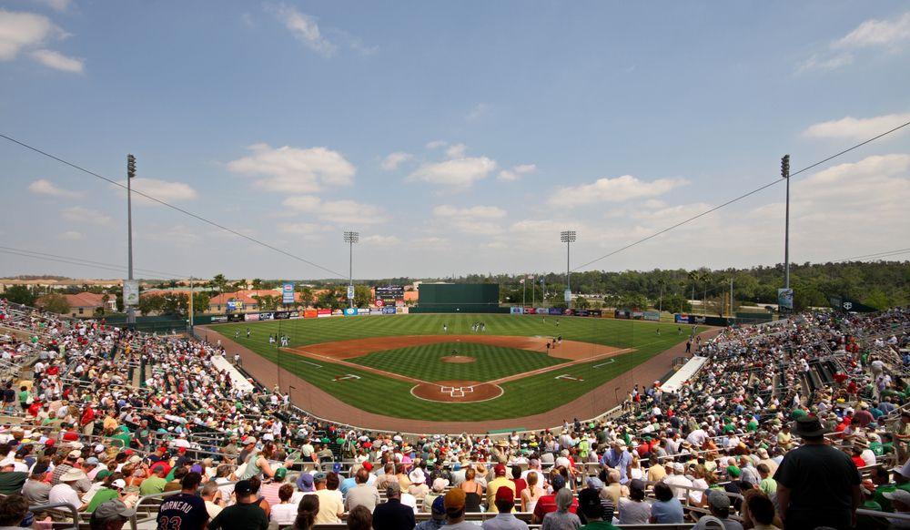 View of Hammond Stadium