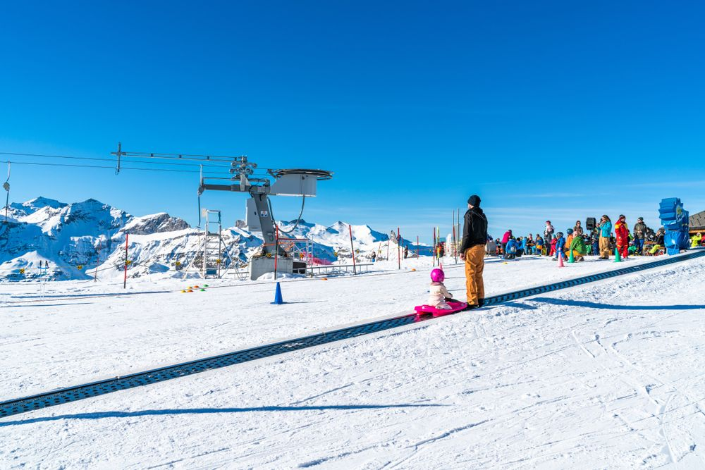 Winter Sports in Grindelwald