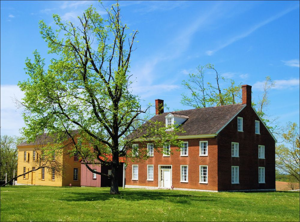 View of Shaker Village