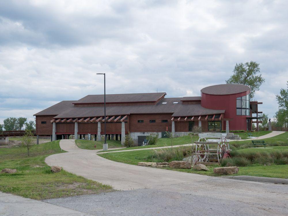 View of Remington Nature Center