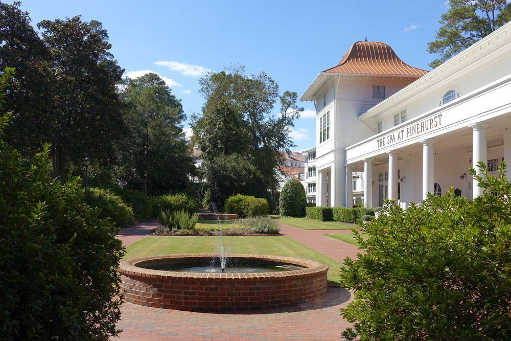 View of The Spa at Pinehurst