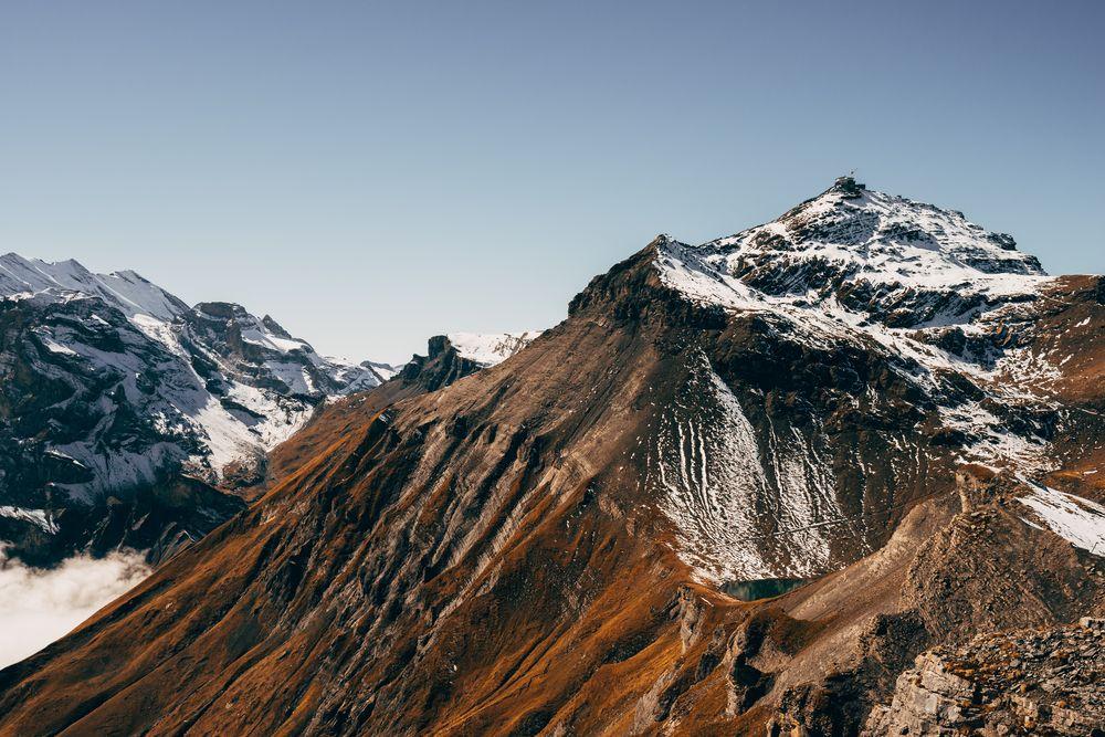 Summit of Schilthorn