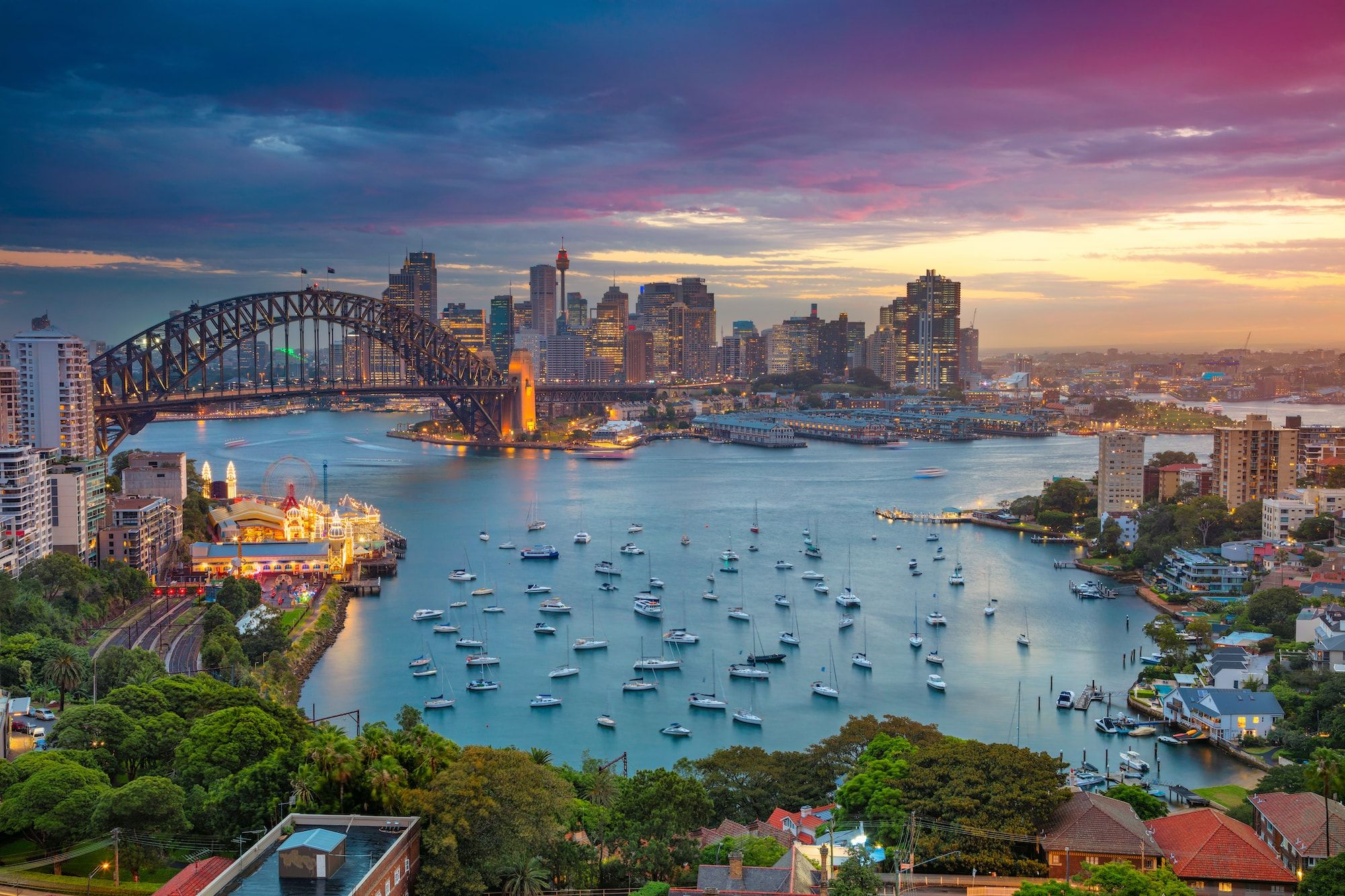 30 Best Things to do in Sydney