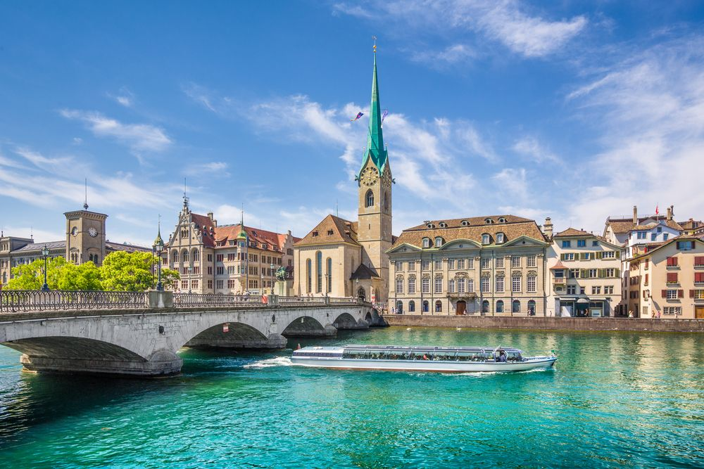 30 Best Things to Do in Zurich