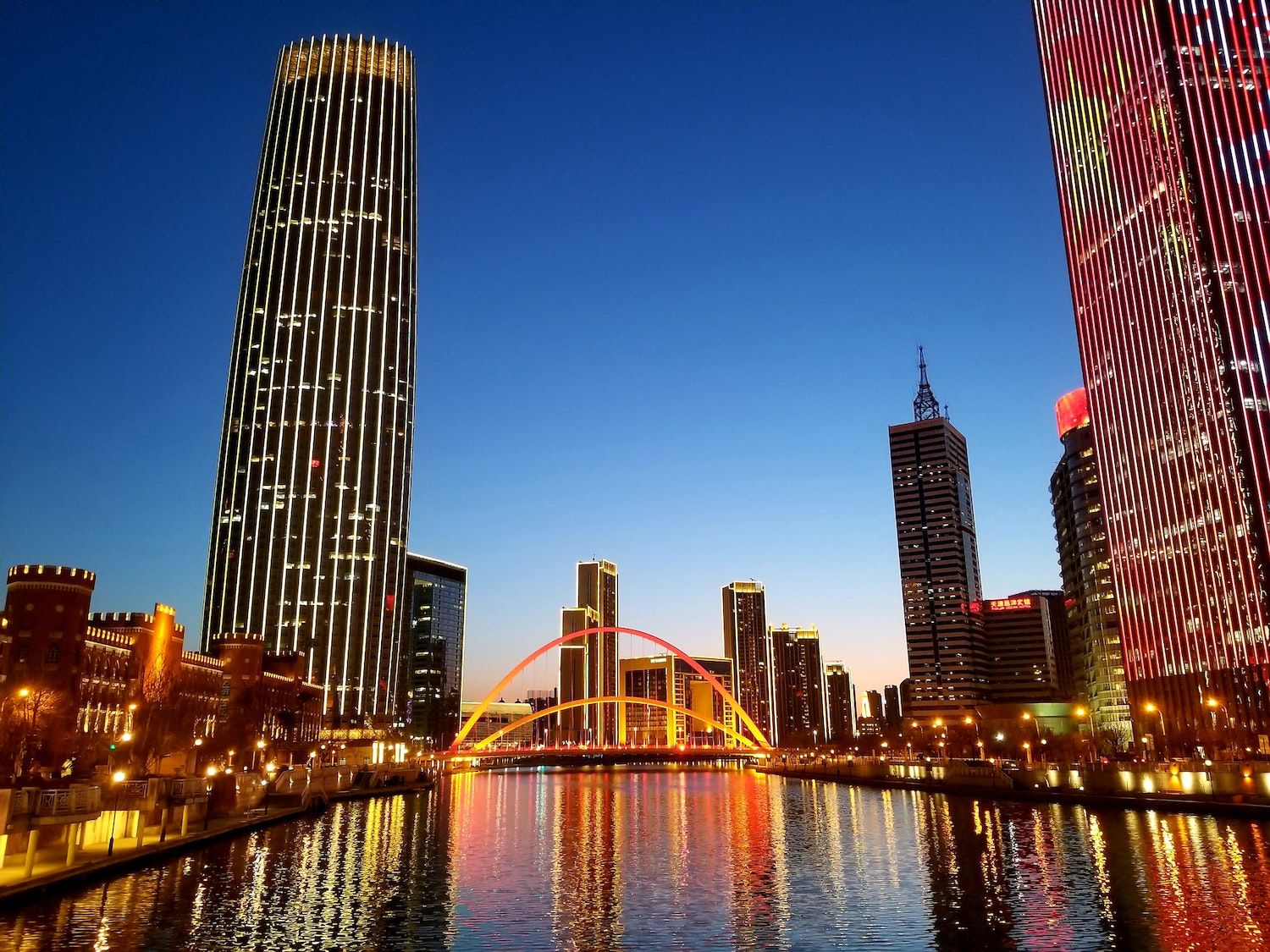 Where to Stay in Tianjin