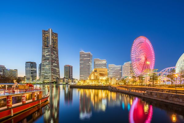 Where to stay in Yokohama