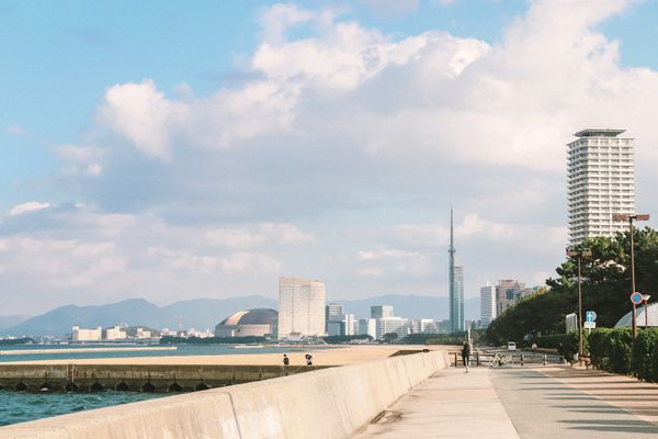Where to stay in Fukuoka