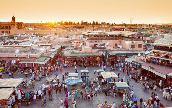 Where to Stay in Marrakech